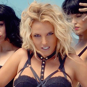 "Britney Spears ""Work Bitch"" GIFs"
