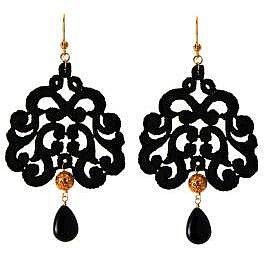 Tita' Bijoux Phili Nuage black from Boticca