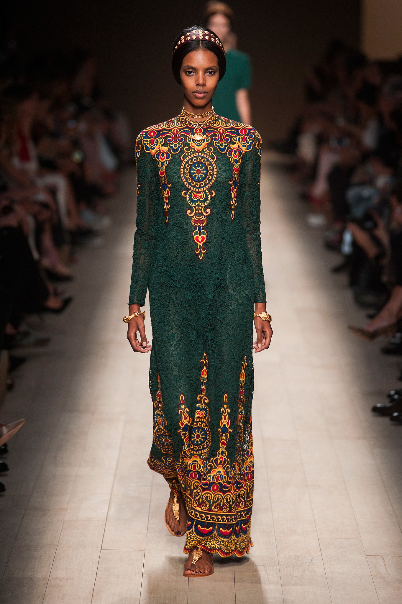 2014 Spring Summer Teen Fashion Trends: Valentino Spring 2014: A Tribe