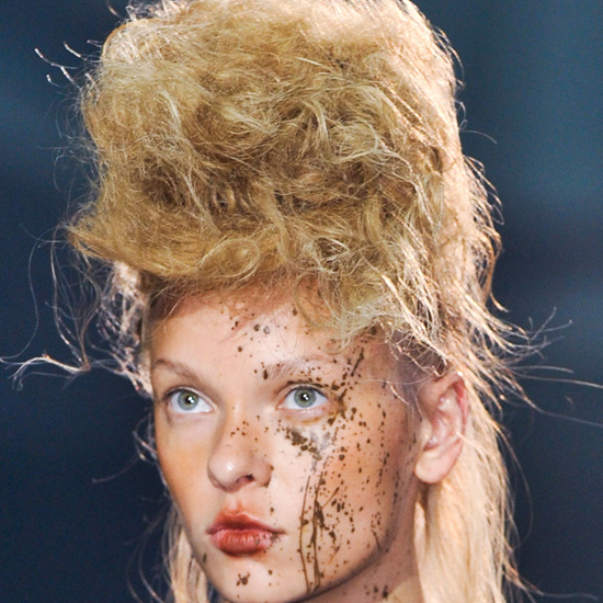 Fashion Beauty Trends: Makeup Trends Spring 2014 Paris Fashion Week