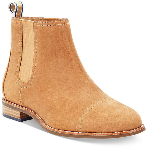 Sperry Top-Sider Women's Boots, Ainslie Chelsea Booties