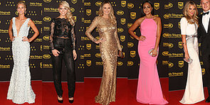Top 10: WAGS Hit The Dally M Awards Red Carpet