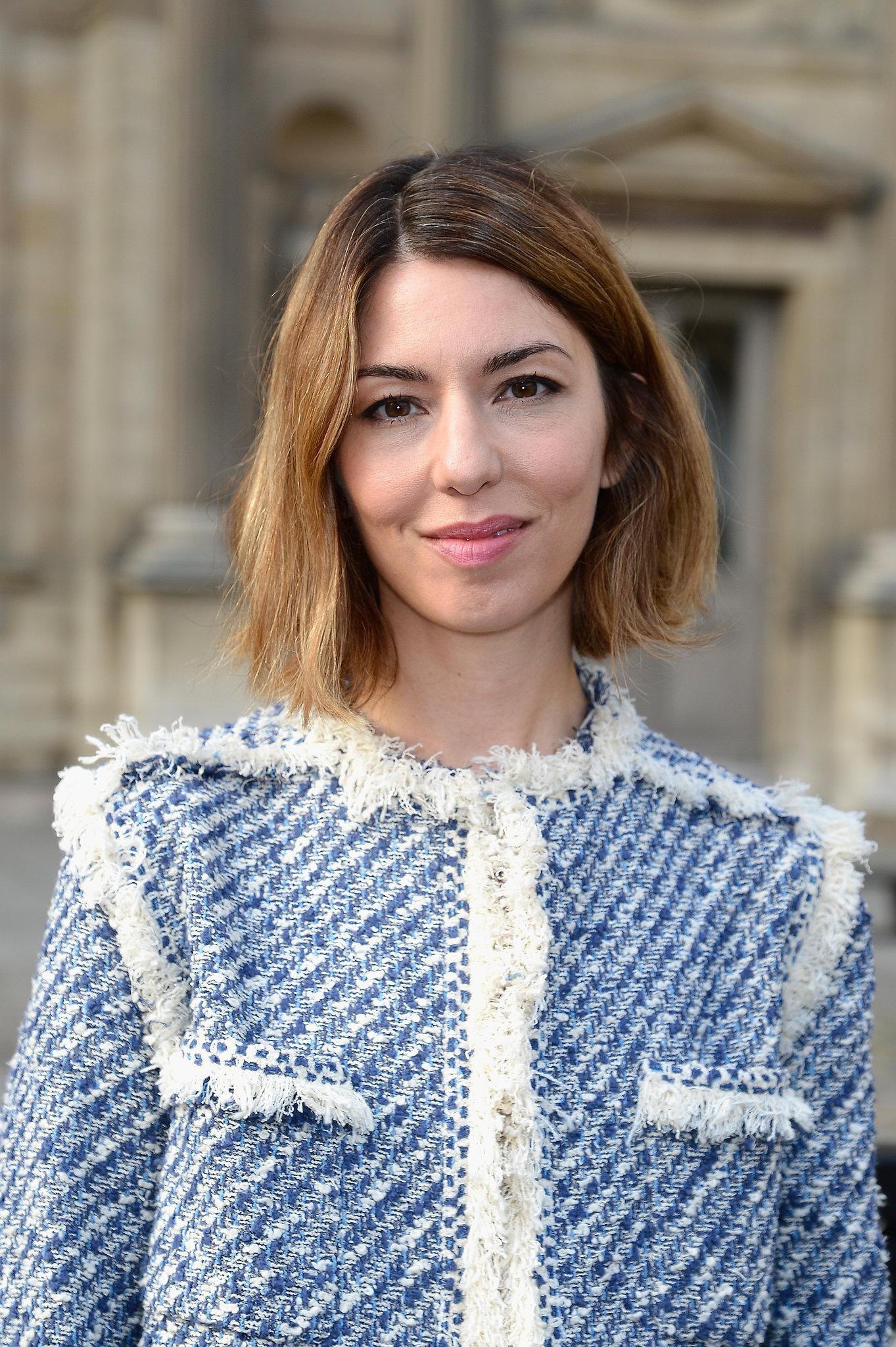 Sofia Coppola at Louis Vuitton Spring 2014