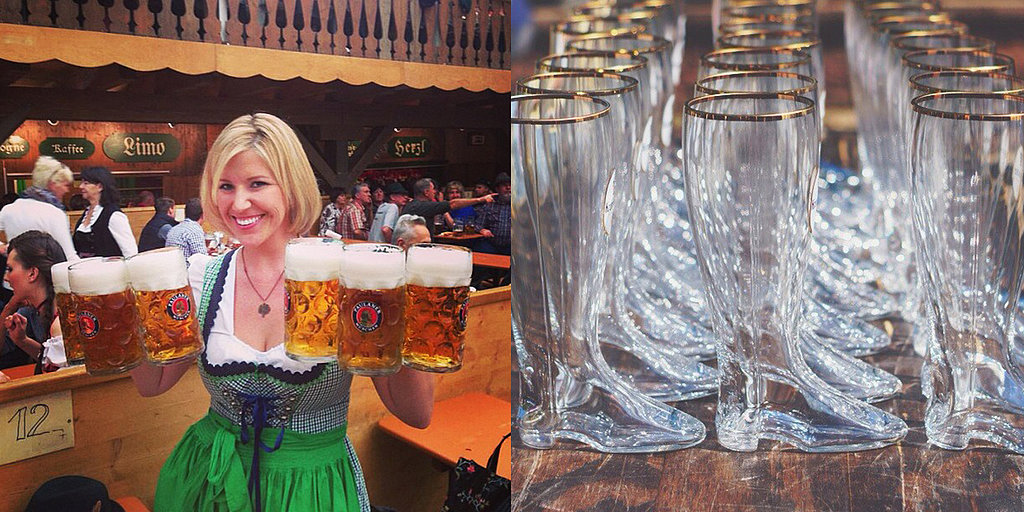 How Many Bottles of Beer Fit in a Boot Glass?