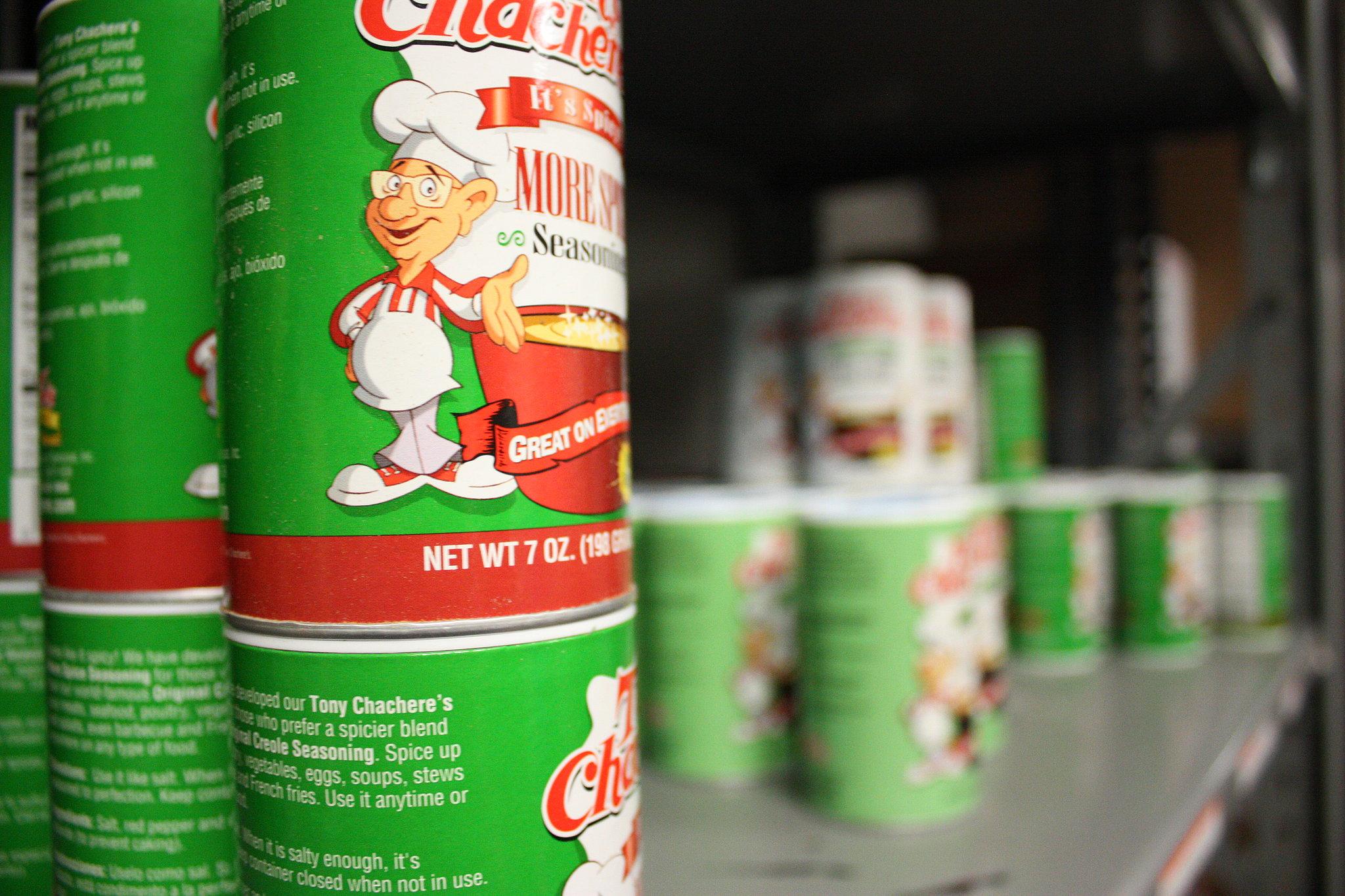 Tony Chachere's Original Creole Seasoning