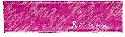 Women's  Under Armour Pip She's A Fighter; Headband