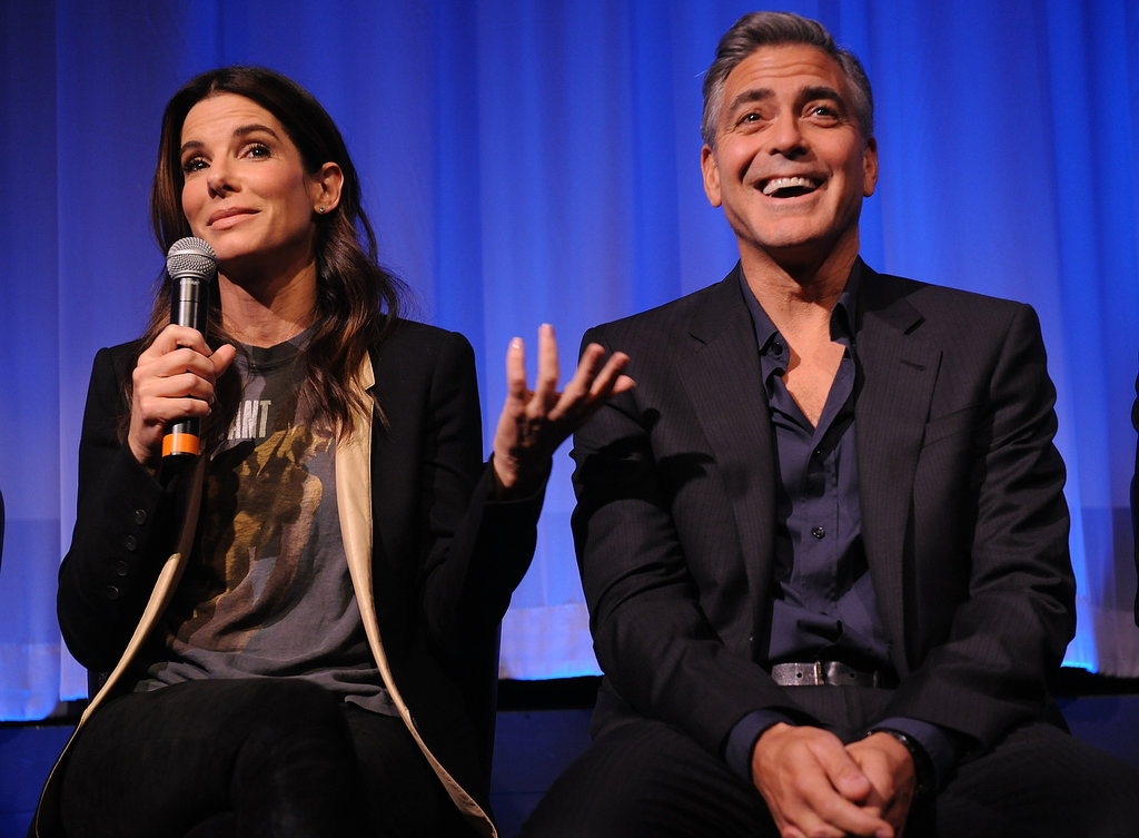 Yes, Sandra Bullock Can Make the World's Sexiest Man Giggle