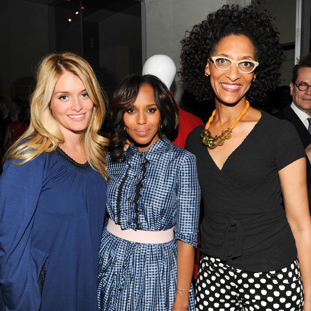 Kerry Washington Channels the First Lady at the Scandal Season 3 Premiere