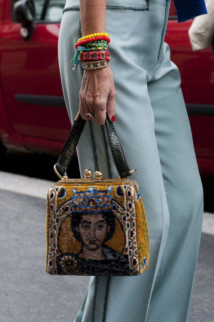 A bag that doubles as a work of art.
