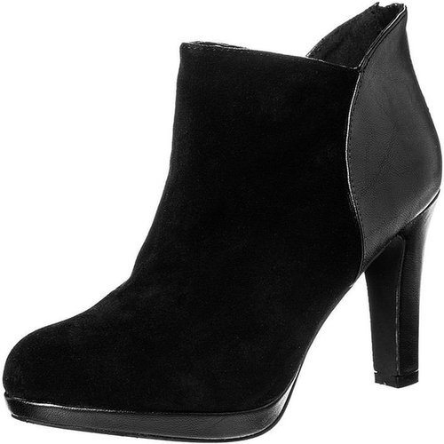 Best Mountain CIGNE High heeled ankle boots black