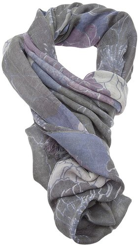 Tilo floral print scarf