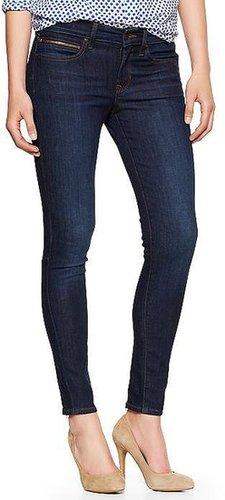 1969 Ankle-Zip Legging Skimmer Jeans