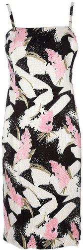 Balestra Vintage Floral print Dress