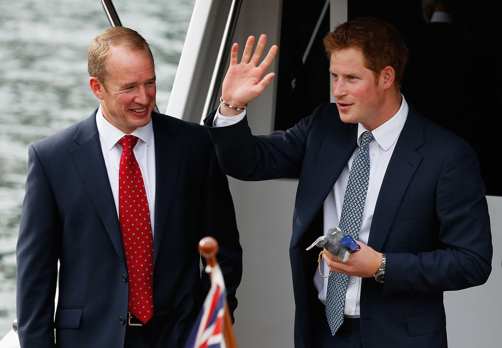 Prince Harry Brings Royal Mania Down Under