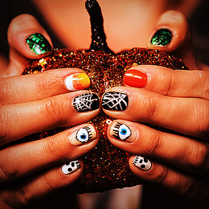 Halloween Nails | Tutorial