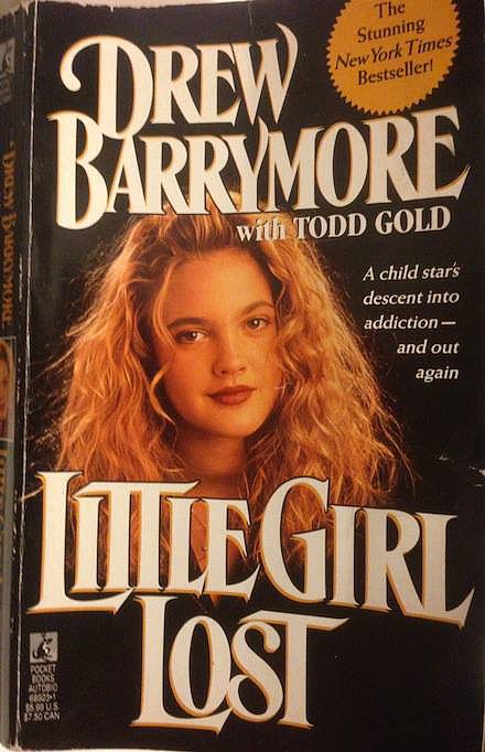 In 1991 s little girl lost drew barrymore talks child stardom