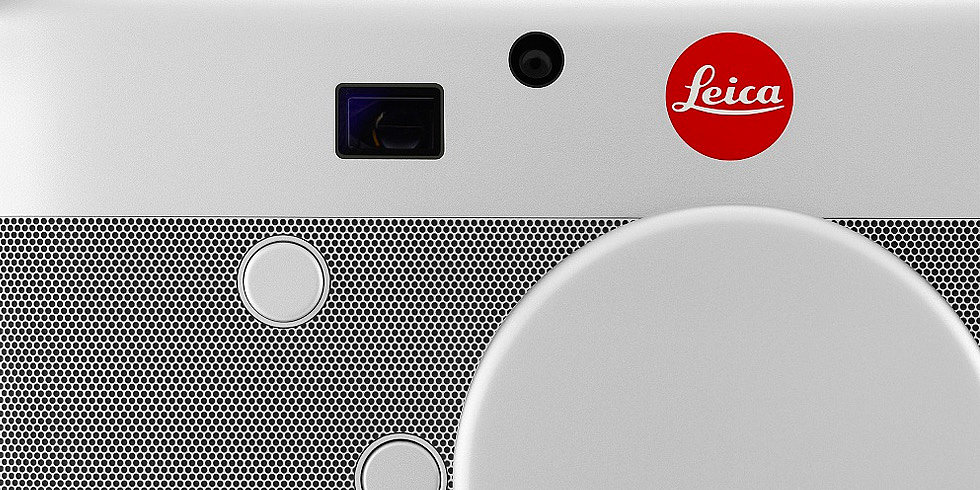 An Iconic Leica Camera Gets the Jony Ive Treatment