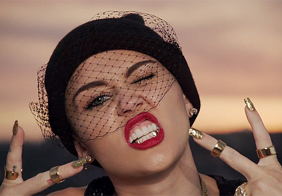 """""""We Can't Stop"""" Miley: Grills Edition"""