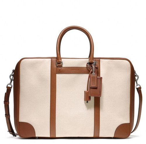 Bleecker Canvas Suitcase