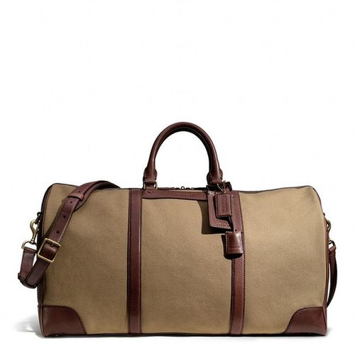 Bleecker Cabin Bag In Canvas