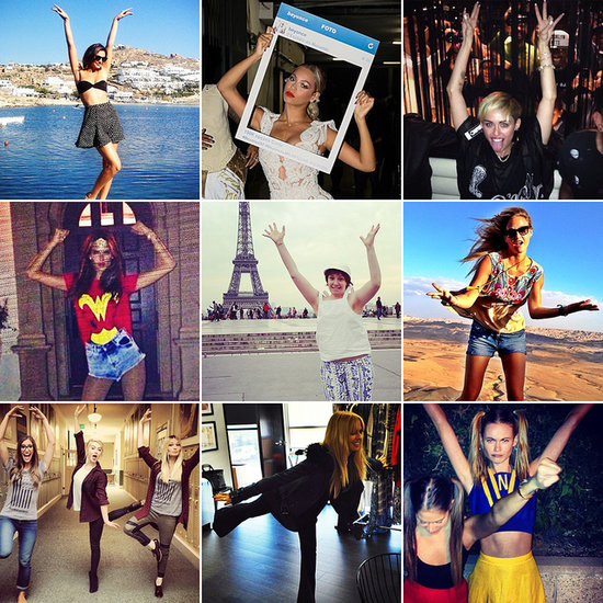 Put Your Hands in the Air For This Week's Cute Celebrity Candids