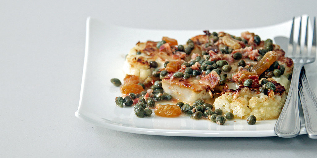 A Restaurant-Worthy Appetizer: Cauliflower Steak With Pancetta