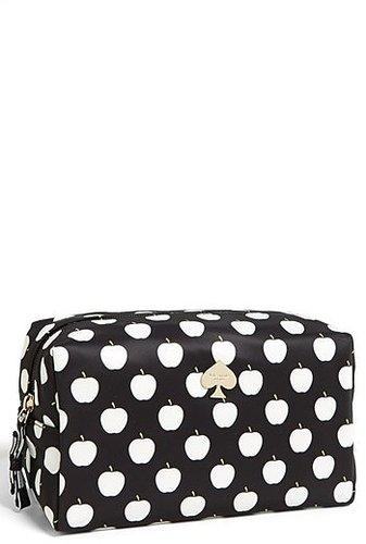Kate Spade New York 'flatiron - Davie Large' Cosmetics Bag