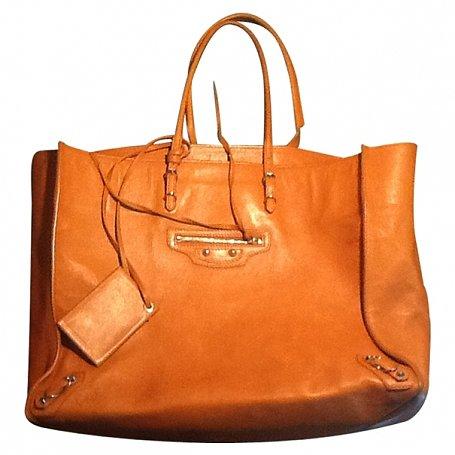 BALENCIAGA A4 paper bag