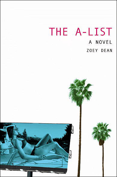 The A-List Series The A-List series by Zoey Dean is like an LA version of Gossip Girl, but in reverse. A girl moves from New York to LA, trying to start a new, more adventurous life. Her parents are divorced (and bi-coastal), and she wants to shed the uptight reputation she's gotten from her socialite mother. Rich and smart, she's a gorgeous, leggy blond who all the girls want to be and all the guys want to be with. Then, there's the has-been hottie who's trying to ruin the new girl's reputation. And, of course, several hot guys. I'd highly recommend the series because each chapter is written from a different character's perspective, so you can connect with each of them in different ways. It's a great, quick-read series that's perfect for the beach or when you want to fall deeply into a book without having to really think. — Rachel Sumner, intern