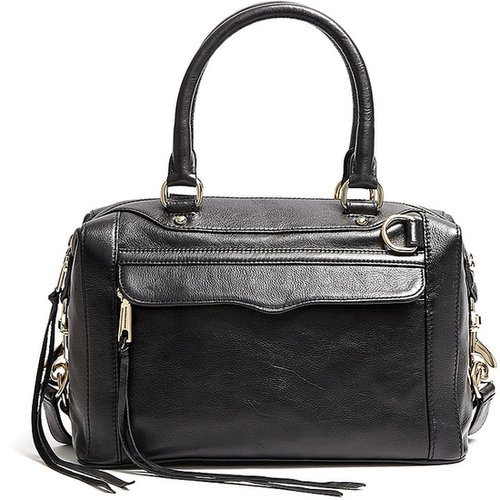 Rebecca Minkoff Black Mini M.a.b Bag