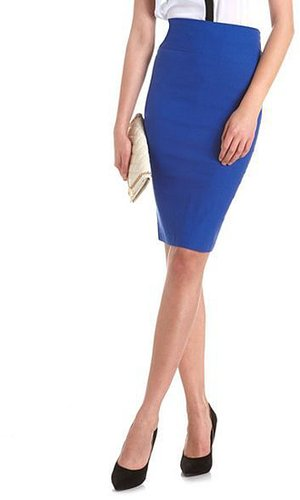 Mid-Length Pencil Skirt