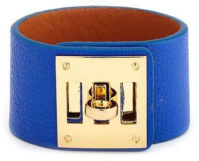 Turn-Lock Cuff Bracelet