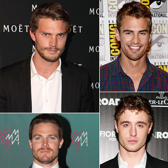 Charlie Who? 22 Under-the-Radar Actors We Could See as Christian Grey