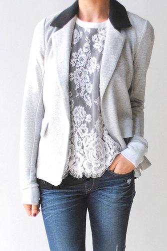 Pencey Standard Grey Blazer