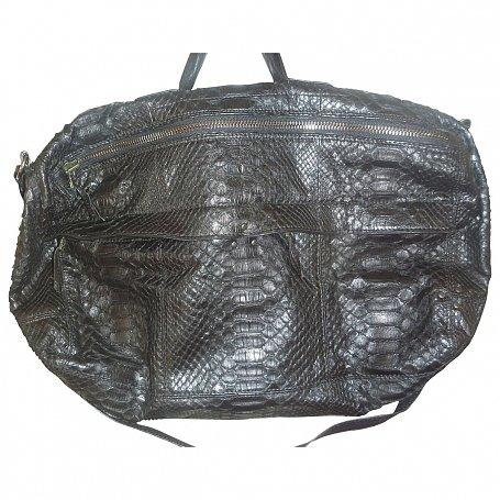 Jerome Dreyfuss Python Bag