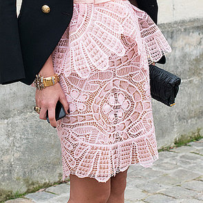 Lace Skirts Under $100 | Shopping