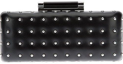 Diane Von Furstenberg 'Tonda' studded clutch