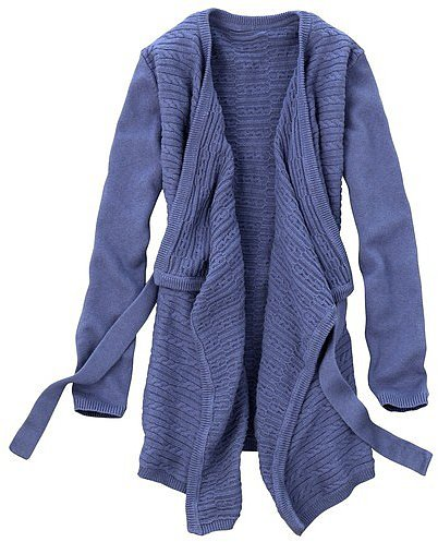 Timberland Women's Earthkeepers Cotton/cashmere Wrap Cardigan Style 3701j