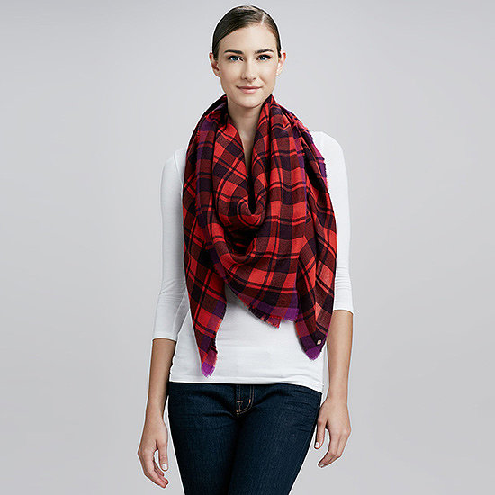 Marc by Marc Jacobs Plaid Scarf   Review