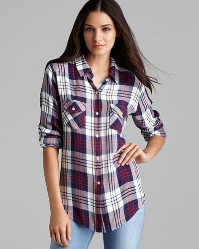 Rails Shirt - Carmen Plaid