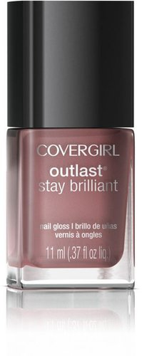 Cover Girl Outlast Stay Brilliant Glossy Nail Color