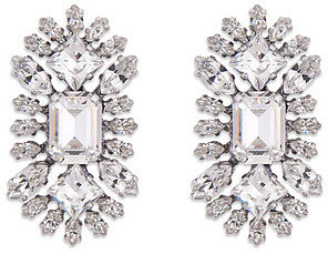Rodrigo Otazu Flash of Crystal Earrings