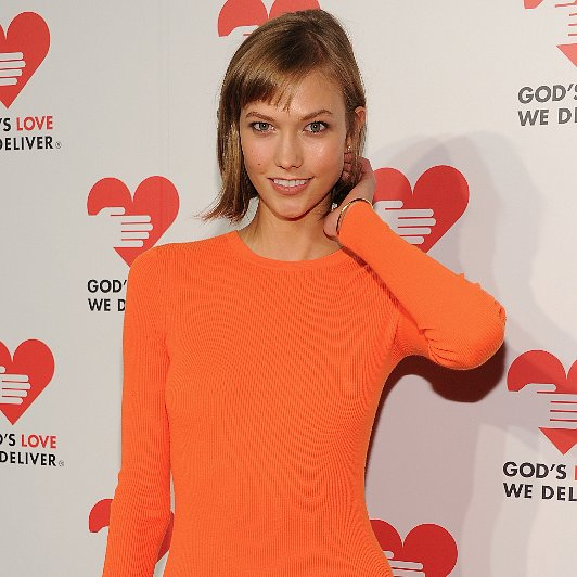 Model & Celebirty Beauty, Golden Heart Awards: Karlie Kloss