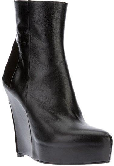 A.F.Vandevorst 'X2222' ankle boot