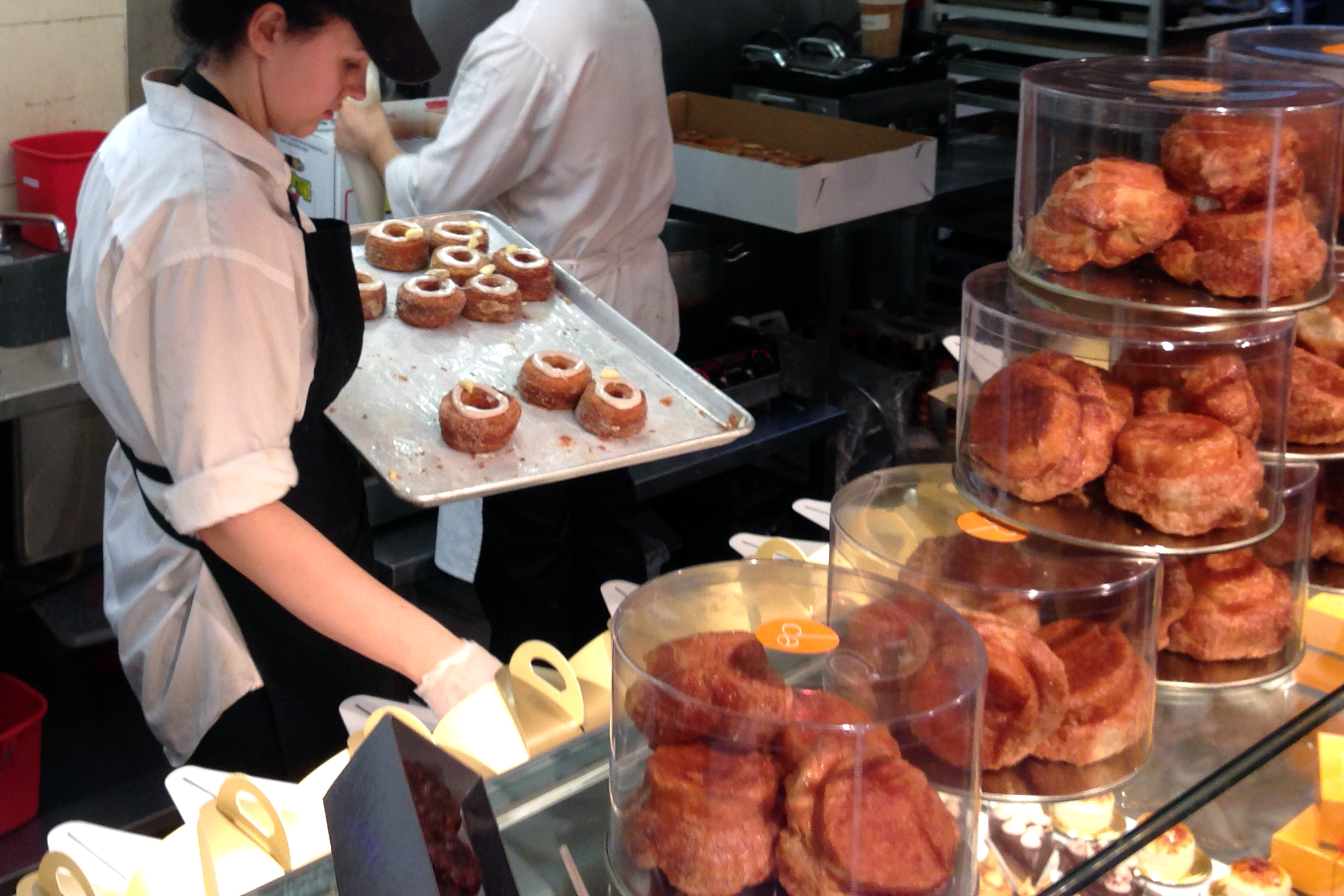 Boxing the Cronuts