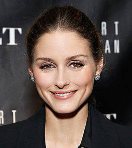 Olivia Palermo Top Knot Tutorial