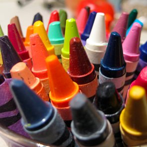 Elementary School Bans Coloring