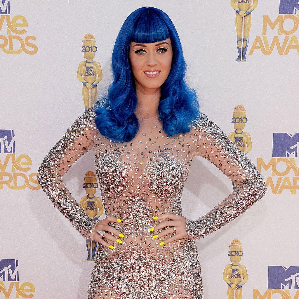 Katy Perry Red Carpet Style Popsugar Fashion