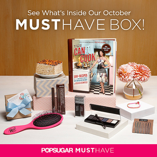 October 2013 POPSUGAR Must Have — Revealed!