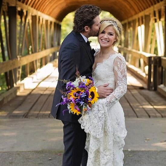 Kelly Clarkson Married Brandon Blackstock
